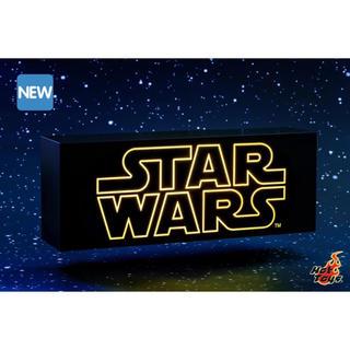 Disney - スターウォーズ star wars ロゴ ライトボックス