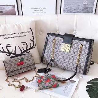 Gucci - 買い物袋,チェリーバッグ,財布