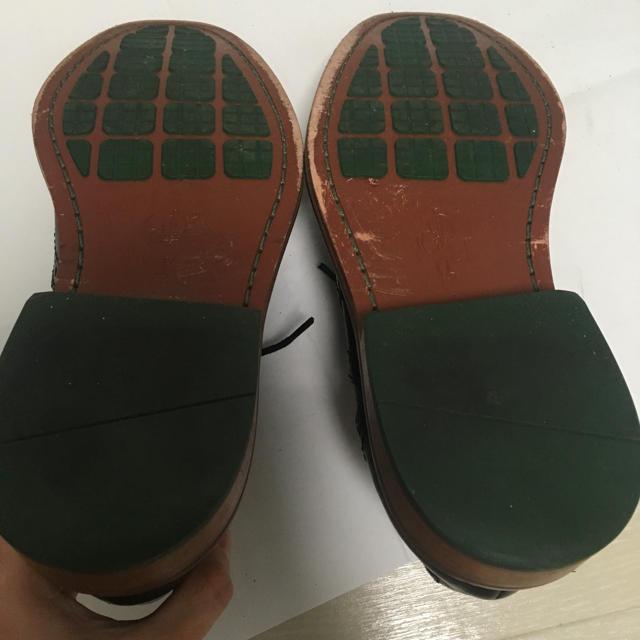 Cole Haan(コールハーン)のコールハーン COLEHAAN ビジネスシューズ 革靴 ブラック メンズの靴/シューズ(ドレス/ビジネス)の商品写真