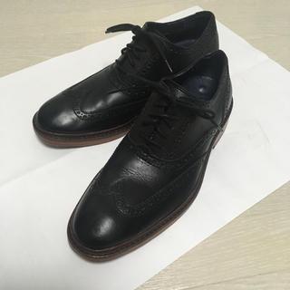 コールハーン(Cole Haan)のコールハーン メンズ COLEHAAN ビジネスシューズ 革靴 ブラック(ドレス/ビジネス)