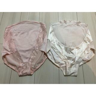 Wacoal - マタニティ ショーツ ピンク系2枚セット