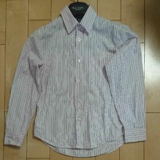 ギャップ(GAP)のGAP ストライプシャツ 140cm(ブラウス)
