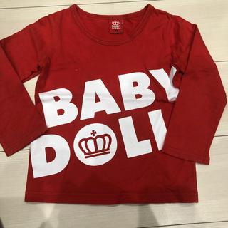 ベビードール(BABYDOLL)のベビードール 100 男の子(Tシャツ/カットソー)
