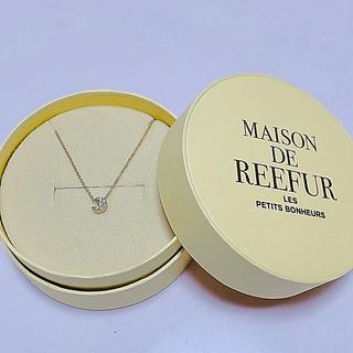 メゾンドリーファー(Maison de Reefur)のMAISON DE REEFUR ゴールドネックレス(ネックレス)