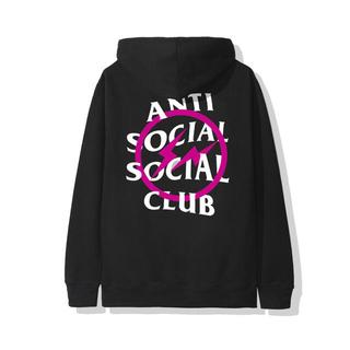 アンチ(ANTI)のANTI SOCIAL SOCIAL CLUB x FRAGMENT(パーカー)