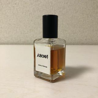 ラッシュ(LUSH)のLUSH KARMA 香水(ユニセックス)