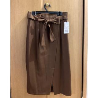 SCOT CLUB - リボン付きスカート