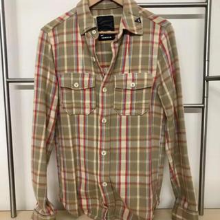 デンハム(DENHAM)のDENHAM デンハム  コットンチェックネルシャツ(シャツ)