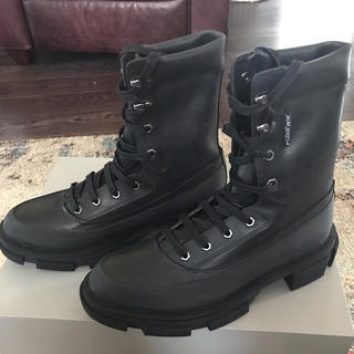 Balenciaga - both paris/Gao High Boot/Black