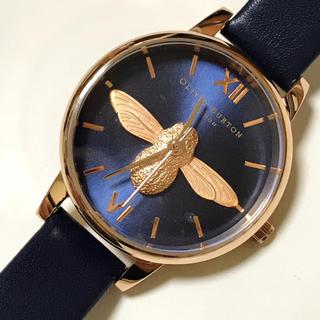 マークバイマークジェイコブス(MARC BY MARC JACOBS)のレディース 腕時計 ブランド Olivia Burton MIDI 3D BEE(腕時計)