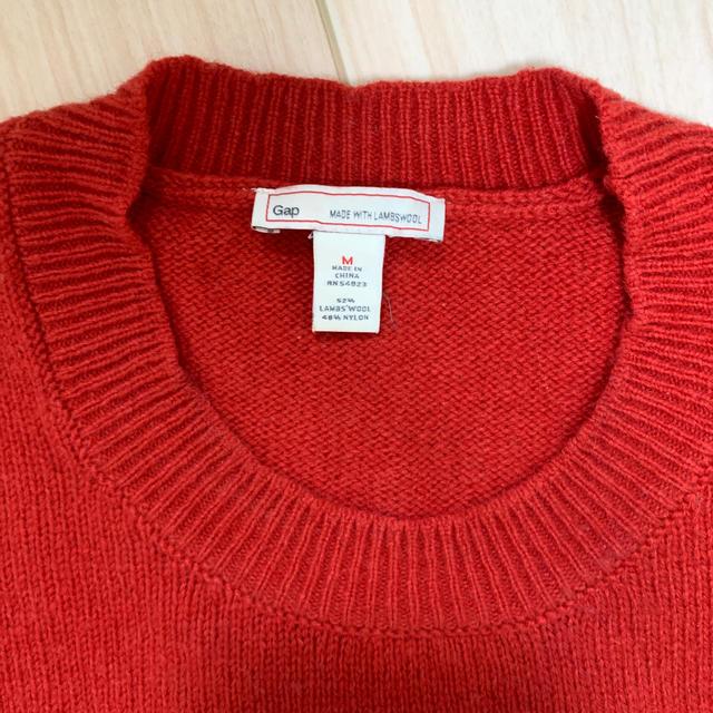 GAP(ギャップ)のGAP クルーネックニット レディースのトップス(ニット/セーター)の商品写真