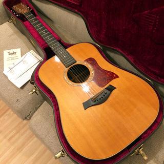【貴重な純アコースティック】Taylor 710 1997年製 テイラー (アコースティックギター)