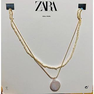 ZARA - ZARAネックレス アクセサリー