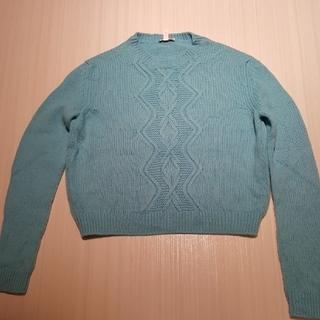 ミュウミュウ(miumiu)のMIU MIU カシミヤ100% セーター(ニット/セーター)