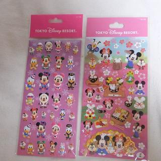 Disney - ディズニーキャラクター シール