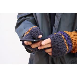 マルタンマルジェラ(Maison Martin Margiela)のMaison Margiela Knit Glove 2017AW 送料込(手袋)