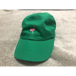 ディーエルヘッドウェア Flamma Low-Profile Cap グリーン(キャップ)