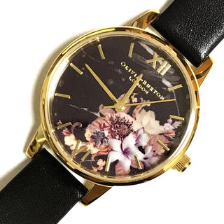 マークバイマークジェイコブス(MARC BY MARC JACOBS)のオリビアバートン 腕時計 新品 レディース(腕時計)