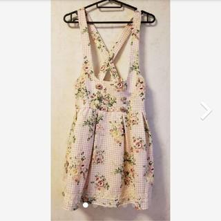 しまむら - リズメロ ジャンパースカート サロペットスカート
