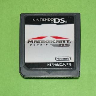 ニンテンドーDS(ニンテンドーDS)のマリオカート ds(携帯用ゲームソフト)