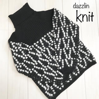 dazzlin - dazzlin★ダズリン★ハイネックニットセーター★フリーサイズ