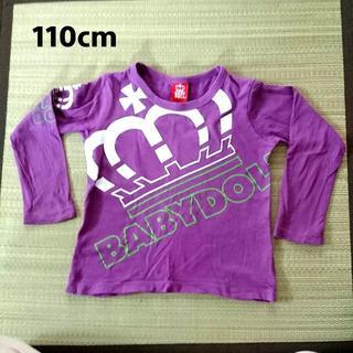 ベビードール(BABYDOLL)のBABYDOLLシャツ110cm(Tシャツ/カットソー)
