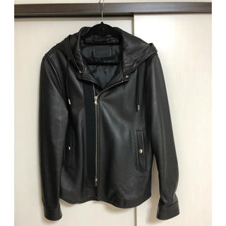 DIESEL - ディーゼル BLACK GOLD 革ジャン 羊革  ラム革 ブルゾン ジャケット