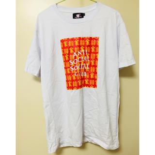 アンチ(ANTI)のASSC LOGO TEE Mサイズ(Tシャツ/カットソー(半袖/袖なし))
