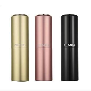CHANEL - CHANEL 持ち運び用ノベルティー香水ボトル新品未使用携帯用