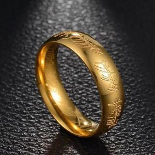 刻印リング ステンレスリング ステンレス指輪  ピンキーリング(リング(指輪))