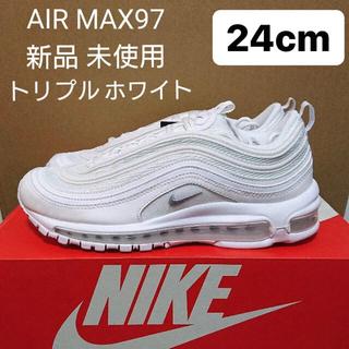 ナイキ(NIKE)のNIKE AIRMAX 97 白(スニーカー)