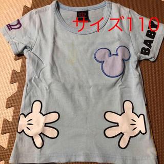ベビードール(BABYDOLL)のbaby doll 半袖シャツ 男の子 サイズ 110(Tシャツ/カットソー)