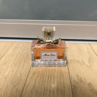 ディオール(Dior)のMiss Dior ABSOLUTELY BLOOMING 香水(香水(女性用))
