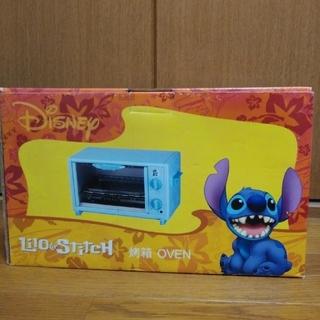 ディズニー(Disney)の‼️あやぽん様専用‼️ スティッチ オーブントースター トースター ディズニー(調理機器)
