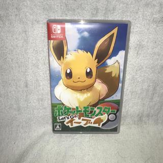 Nintendo Switch - ポケットモンスター Let's Go! イーブイ ソフト カセット