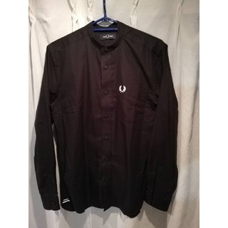 FRED PERRY - FRED PERRY  スタンドカラーシャツ