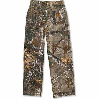 carhartt - 30インチ carhartt tree camouflage pants
