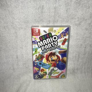 Nintendo Switch - スーパー マリオパーティ ソフト カセット