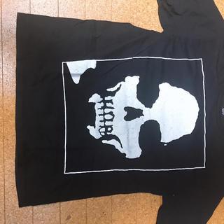NUMBER (N)INE - ナンバーナイン スカル tシャツ