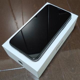 iPhone - iPhone X Space Gray 64 GB SIMフリー