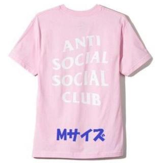 アンチ(ANTI)のANTI SOCIAL SOCIAL CLUB Tシャツ Mサイズ(Tシャツ/カットソー(半袖/袖なし))