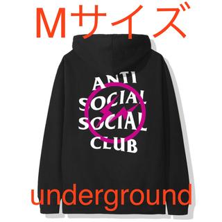 Anti social social club Fragment