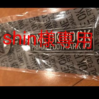 ワンオクロック(ONE OK ROCK)の値下ワンオクONE OK ROCK〜PRIMAL FOOTMARK#7入会記念品(ミュージシャン)