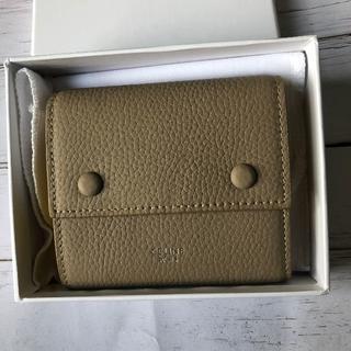 celine - celine 三つ折り財布