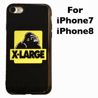 エクストララージ(XLARGE)のiPhone8 & iPhone7ケース XLARGE エクストララージ(iPhoneケース)