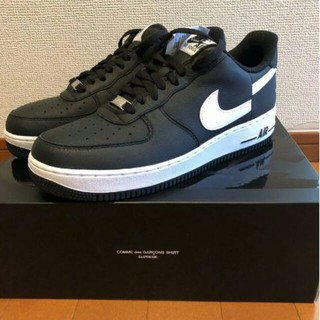NIKE - 27.5cm Supreme AIR FORCE 1 LOW COMME des