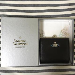 Vivienne Westwood - Vivienne Westwood 70s がま口 二つ折り財布