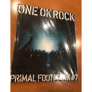 ワンオクロック(ONE OK ROCK)の非売品!ワンオクONE OK ROCK〜PRIMAL FOOTMARK#7(ミュージシャン)