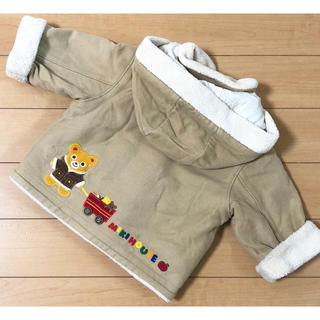 mikihouse - ミキハウス 80cm プッチーくん豪華刺繍ジャケット