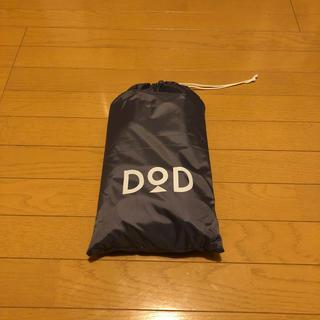 ドッペルギャンガー(DOPPELGANGER)のDOD グランドシート5人用(テント/タープ)